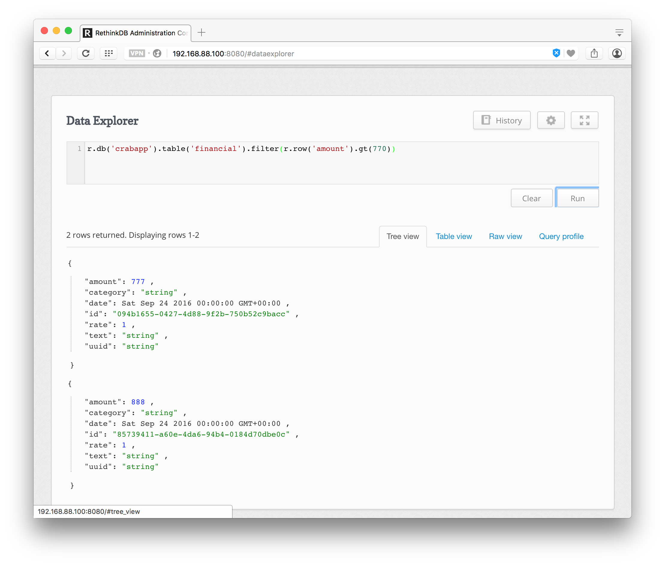 Saving a JSON array of records from iOS Swift 3 application using